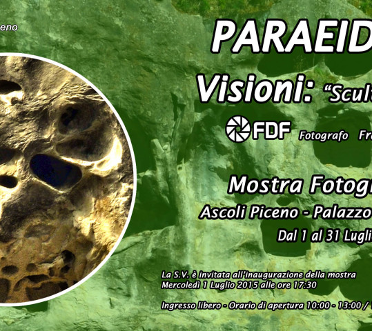 """Paraeidolon – Visioni: """"sculture Naturali"""""""
