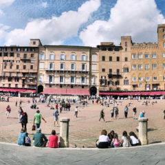 "Siena: ""Piazza del Campo"""